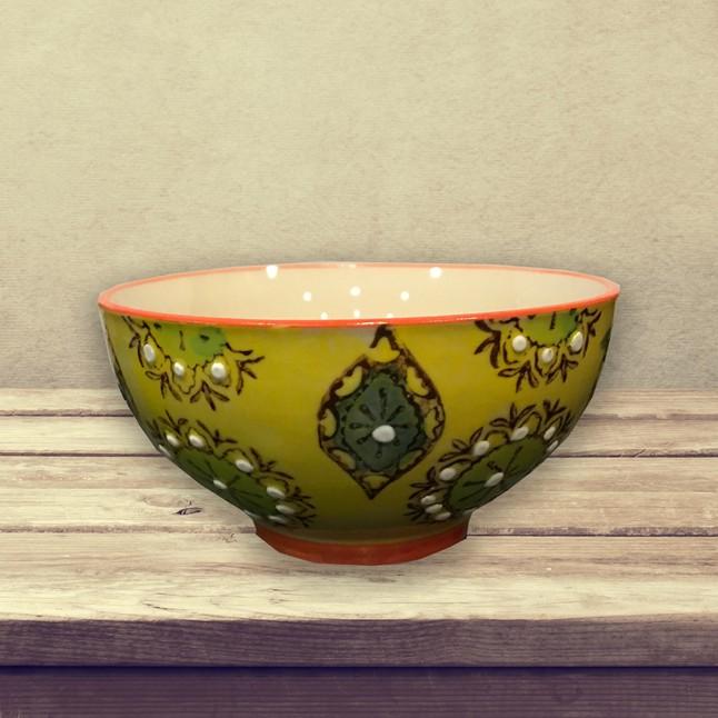 Pattern Dipping Bowl