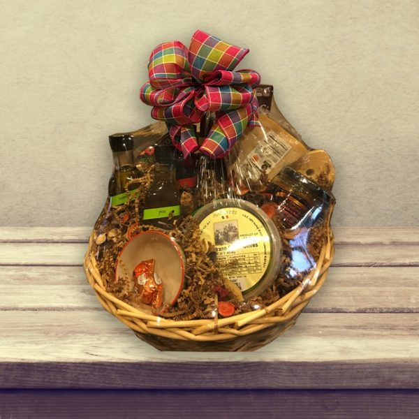 Make Your Own Large Gift Basket