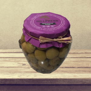 Mill Press Onion Stuffed Olives